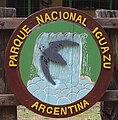 Cartel Puerto Iguazú - Logo del Parque Nacional Iguazú.jpg