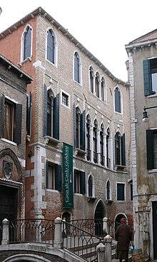 Casa di Carlo Goldoni: Geburts- und Wohnhaus von Goldoni in Venedig, heute Museum und Bibliothek (Quelle: Wikimedia)