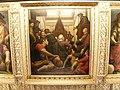 Casa buonarroti, galleria, soffitto, agostino ciampelli, esequie di michelangelo in san lorenzo, 1617.JPG