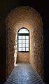 Castell de la Santa Bàrbara d'Alacant, finestra.JPG