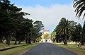 Castillo de Piria. Camino de entrada..JPG