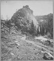 Castle Rock, Boulder Canyon. Boulder County, Colorado - NARA - 517497.tif