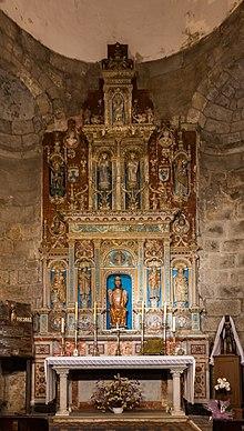 Santiago de compostela cathedral wikipedia the free - Interior santiago de compostela ...