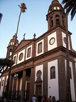 La Laguna Cathedral - Image: Catedral de La Laguna, Tenerife