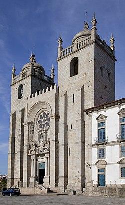 Como chegar a Sé Do Porto através de transportes públicos - Acerca do local