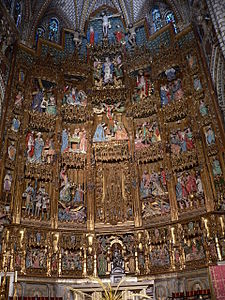 Catedral de Toledo.Altar Mayor.JPG