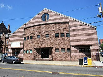 Cathedral of St. John the Baptist (Paterson, New Jersey) - Image: Cathedral of St. John the Baptist Bishop Frank J. Rodimer Parish Center