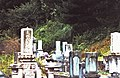 Cemetery in rural Japan in August 1994.jpg