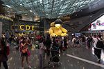 Central Shopping area Hamad International Airport Doha (14314576525).jpg