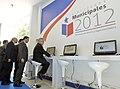 Centro de Prensa votaciones municipales 2012.jpg