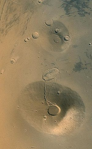 Ore resources on Mars - Image: Cerauniustholus