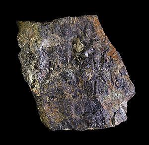 Cerite - Cerite - Bastnas - Deposit Topotype