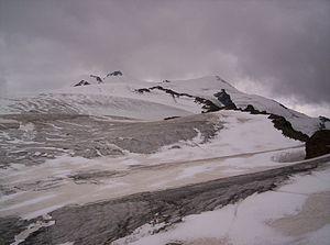 Rhaetian Alps - Image: Cevedale 2005