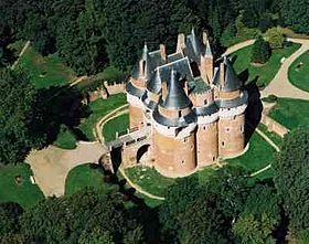 Image illustrative de l'article Château de Rambures