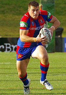 Chad Redman Australian rugby league player