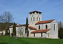 Chancelade 24 Église abbatiale 2014.jpg