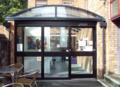 Chapel Gallery entrance, Ormskirk - DSC09234.PNG