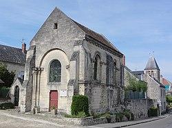 Chapelle de l'ancien prieuré de Saint-Ouen à Condé-sur-Aisne.JPG