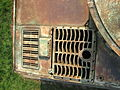 Char Tigre de Vimoutiers 2012-02 air grilles 3.JPG