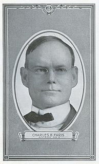 Charles Breckenridge Faris American judge