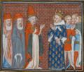 Charles d'Anjou, roi de Sicile, et Martin IV.png
