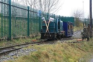 Chasewater Railway - Chasewater Light Railway - narrow gauge railway