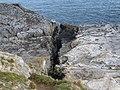 Chasm in Limestone - geograph.org.uk - 1188343.jpg