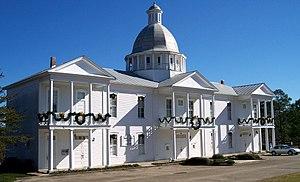 DeFuniak Springs, Florida - Image: Chatauqua Building