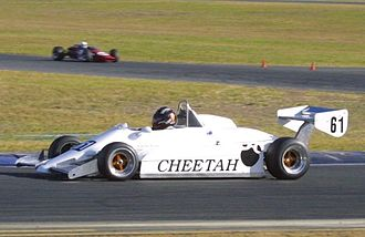 Cheetah Racing Cars - A Cheetah Mk 8