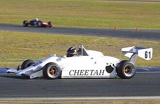 Australian Formula 2 - Cheetah Formula 2 car