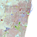 Chennai Urban Area Map.png
