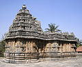 Chennakeshava temple at Mosale, Hassan district, Karnataka.jpg
