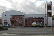 Chesham fire station - geograph.org.uk - 279721