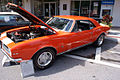 Chevrolet Camaro 1967 SS LSideFront LakeMirrorClassic 17Oct09 (14599906122).jpg