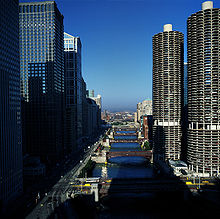 Wells Street Bridge Chicago Wikipedia