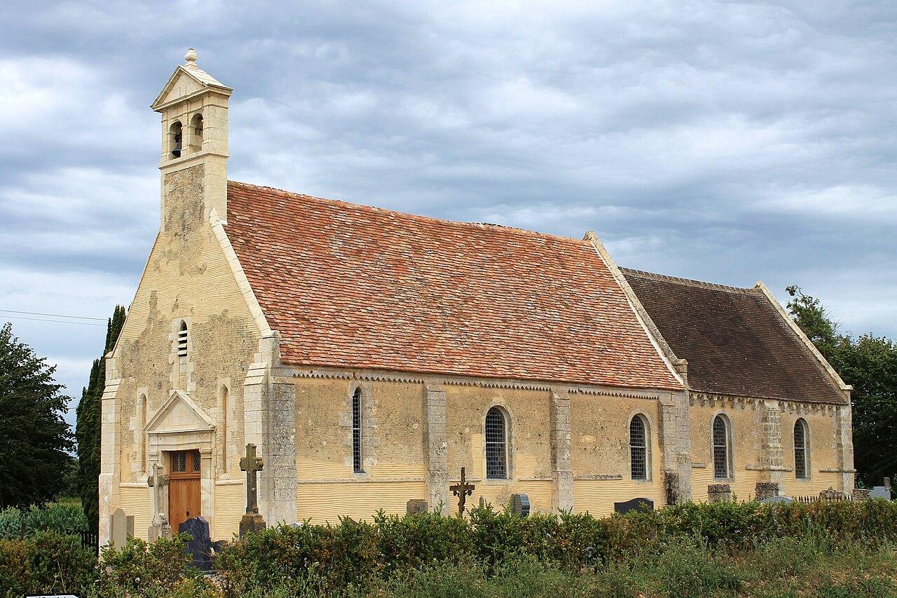 Chicheboville chapelle Notre-Dame Béneauville.jpg