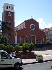Spadafora: Chiesa del Sacro Cuore di Gesù