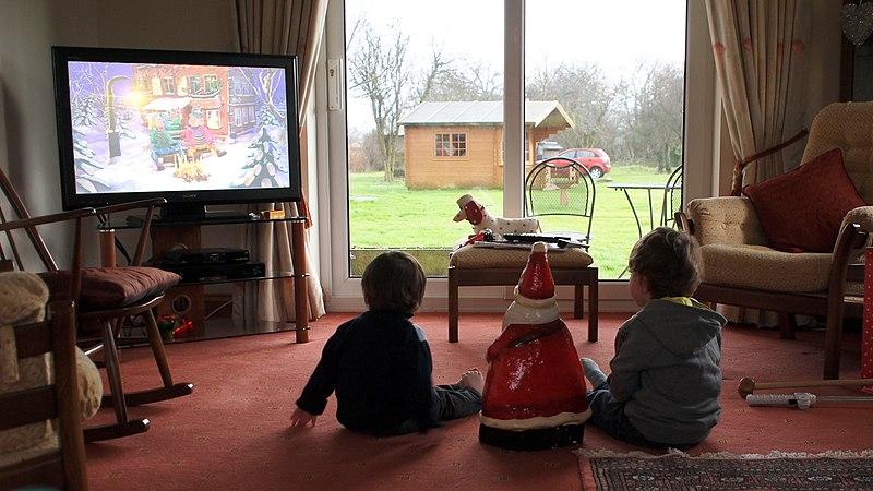 Ada pengaruh buruk TV yang diletakkan di dalam kamar tidur bagi kesehatan batin dan jasmani anak.