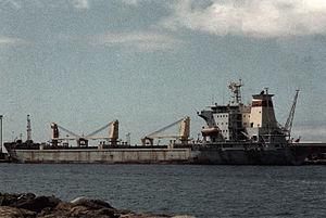 Chinese cargo ship CHANG BAI SHAN.jpeg