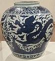Chinese jar, Ming dynasty, Jiajing period (1521-1567), porcelain, HAA.JPG