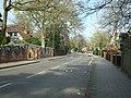 Chislehurst Road, Bickley - geograph.org.uk - 1235928.jpg