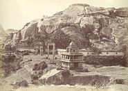 Chittuldroog Temple. -Chamundi Temple, Chitradurga.-