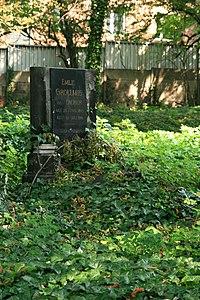 Chorzów - Cmentarz przy ul. Katowickiej 02.JPG