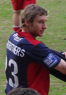 Chris Carruthers English association football player