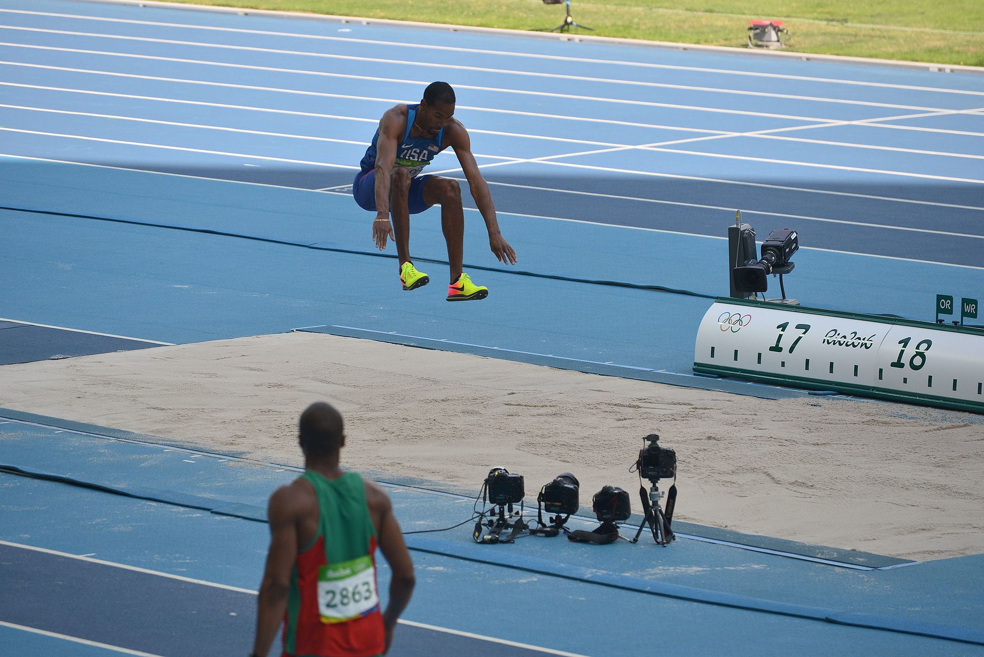 Athletics At The 2016 Summer Olympics Men S Triple Jump