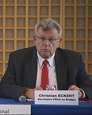 Christian Eckert - Christian Eckert in 2014