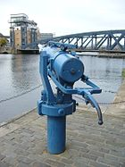 Christian Salvesen harpoon gun, Leith