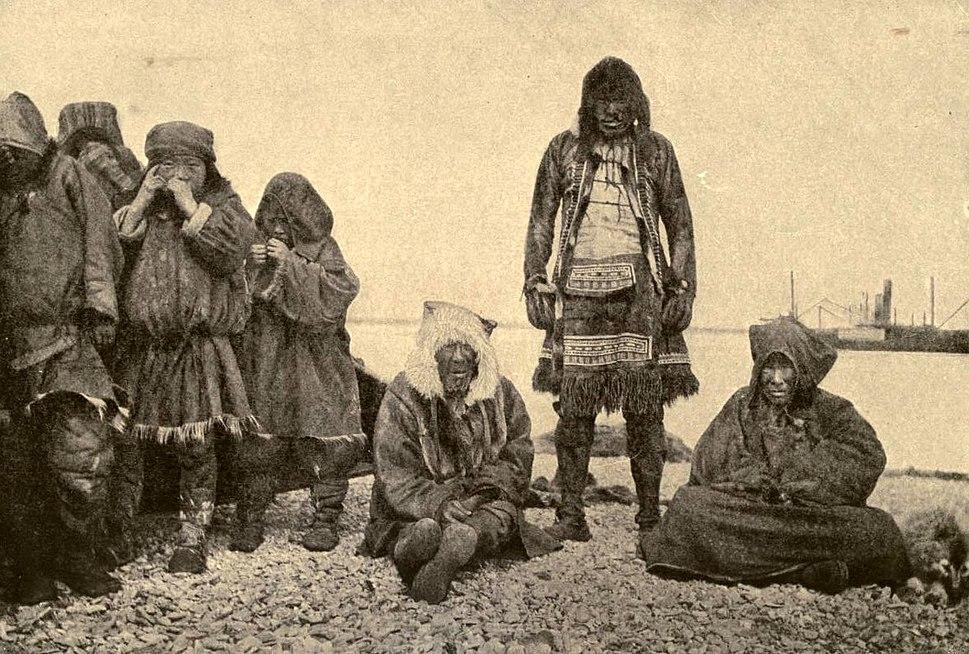 Chukchi Anadyr 1906