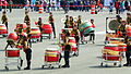 Chun An Elementary School Drums Beating Team Performing in Chengkungling Ground 20131012c.jpg