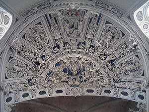 Church Ceiling, Dom Zu Trier, Germany